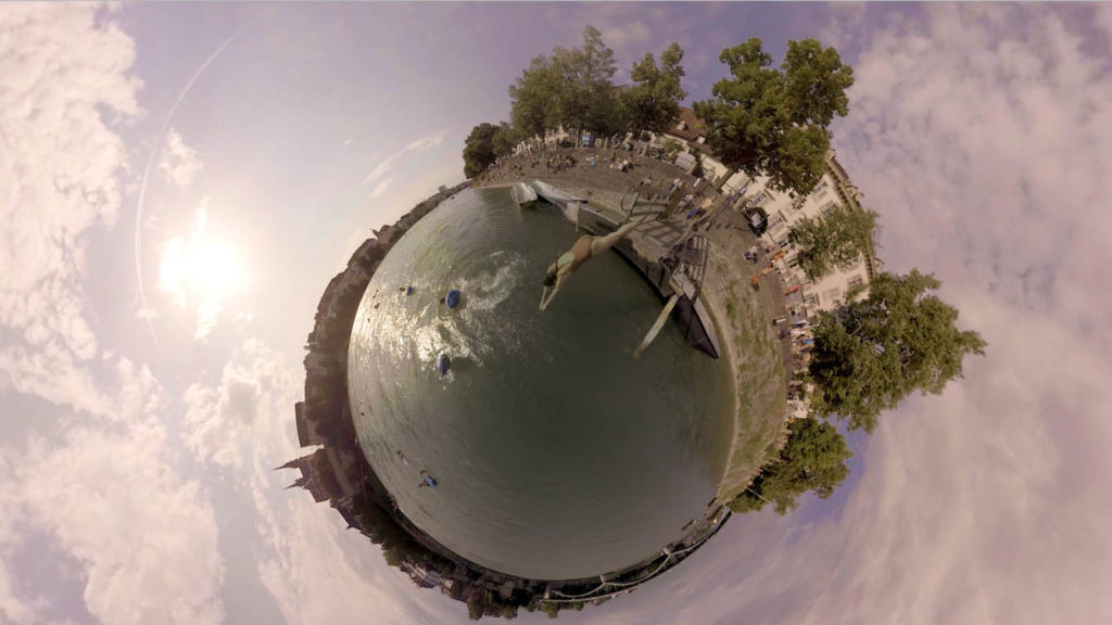 Sommer-in-Basel Roche 360 Video